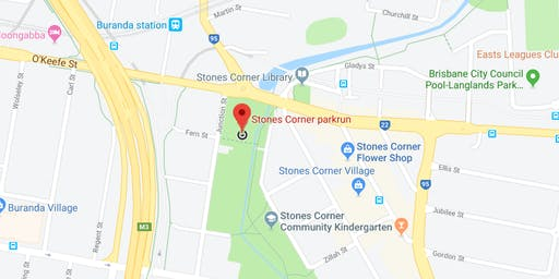 QuestGaine Week 22 - Stones Corner Greenslopes (Maprun)