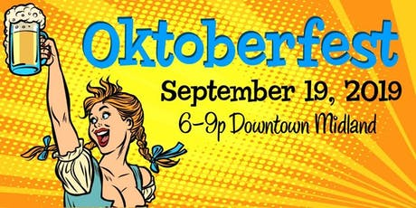 Oktoberfest 2019 - Downtown Midland tickets