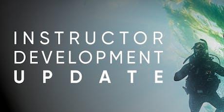 2019 Instructor Development Update - Koh Tao, Thailand tickets