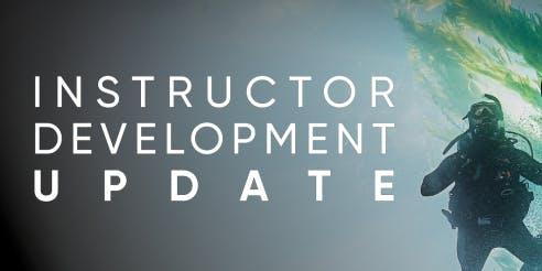 2019 Instructor Development Update - Koh Tao, Thailand