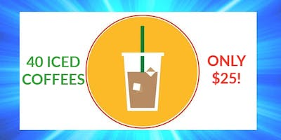 7th Annual ICED COFFEE Summer Celebration!
