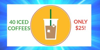 7th Annual ICED COFFEE Summer Celebration!