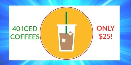 7th Annual ICED COFFEE Summer Celebration! tickets