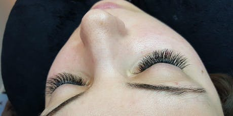 Eyelash Extensions  - Beginner's Class tickets