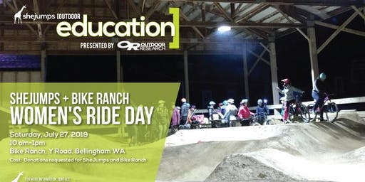 WA SheJumps Bike Ranch Women's Ride Day