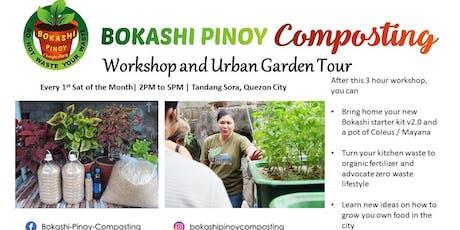 Bokashi Composting Seminar and Tour of Rustico Farm tickets