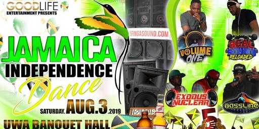 JAMAICA INDEPENDENCE CELEBRATION DANCE
