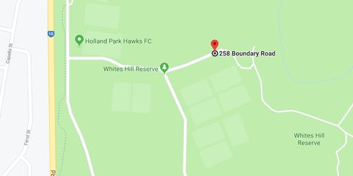 QuestGaine Week 32 - Whites Hill Reserve Camp Hill  (Maprun)
