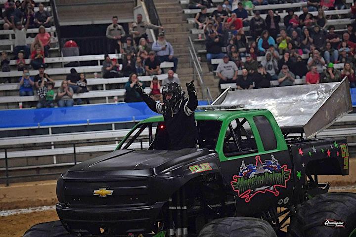 Texas Mechanical Mayhem Monster Truck Show image