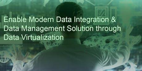Enable Modern Data Integration & Data Management Solution through Data Virtualization tickets