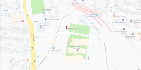 QuestGaine Week 34 - Commuter Car Park Dutton Park (Maprun) tickets