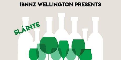 IBNNZ Wellington - Business, Wine & Irish Whiskey tickets