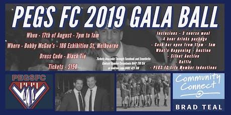 PEGS FC 2019 Gala Ball tickets