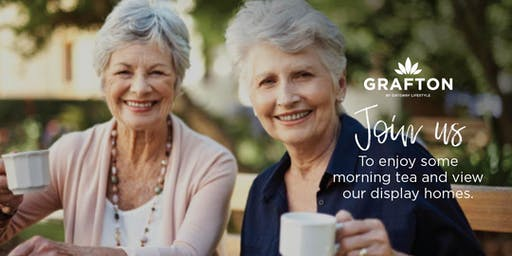 Grafton Morning Tea & Open homes