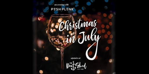 Christmas in July feat. Posh Plonk
