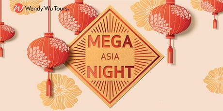 Wendy Wu Mega Asia Information Session with Helloworld Travel Capalaba tickets