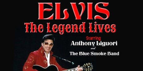 Elvis: The Legend Lives tickets