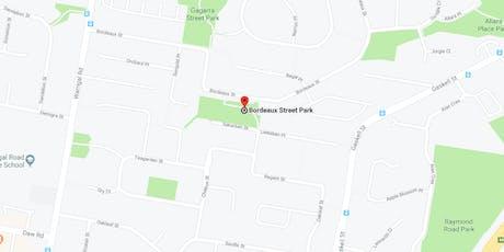 QuestGaine Week 40 - Bordeaux Street Park Eight Mile Plains (Maprun) tickets
