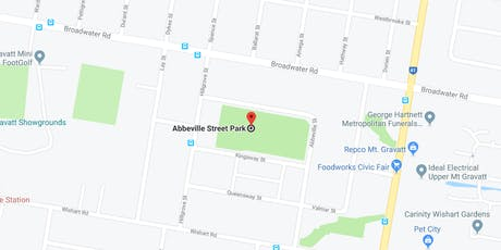 QuestGaine Week 41 - Abbeville Street Park Upper Mount Gravatt (Maprun) tickets
