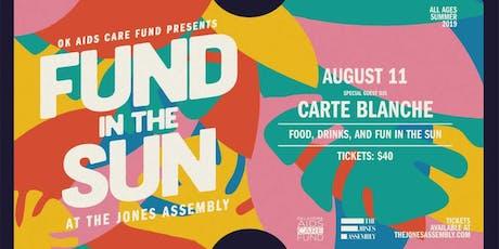Fund in the Sun tickets