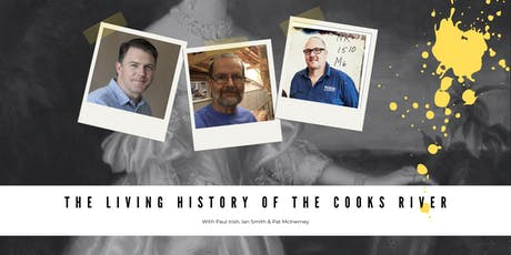 The Living History of the Cooks River tickets
