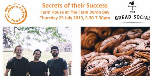 Secrets of their Success - The Bread Social