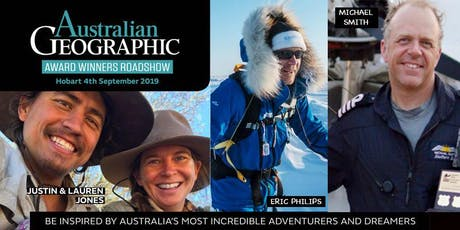 Australian Geographic Awards Roadshow – Hobart 4 September 2019 tickets