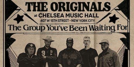 The Originals Thursday July 18 tickets