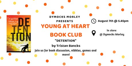 August Young at Heart Book Club tickets