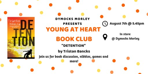 August Young at Heart Book Club