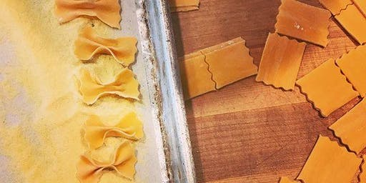 Beginner Pasta Making Class