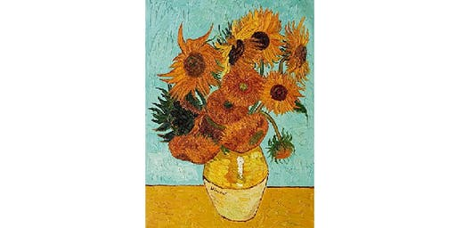 Van Gogh Sunflowers - Brisbane