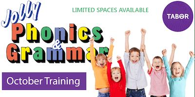 Jolly Phonics & Jolly Grammar Training October 3-4 2019