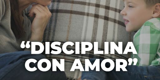 Charla gratuita Disciplina con amor