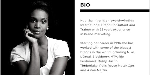 POWER UP YOUR BRAND by KUBI SPRINGER