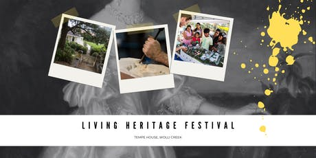 Living Heritage Festival tickets