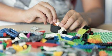 Lego Club at Woy Woy Library tickets