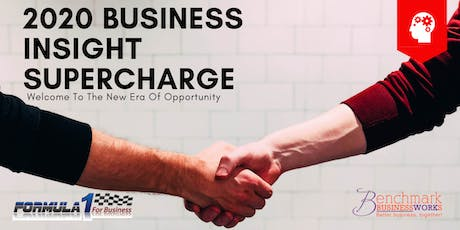 2020 Business Insight Supercharge - Welcome to the New Era of Opportunity tickets