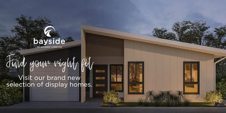 Bayside - Open display homes tickets
