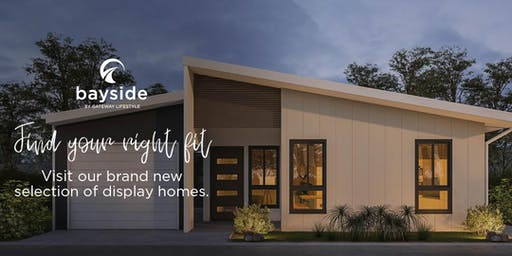 Bayside - Open display homes