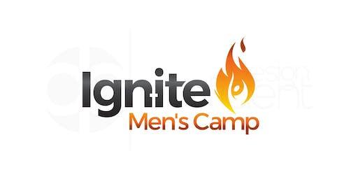 Ignite Men's Camp at Lake Berryessa