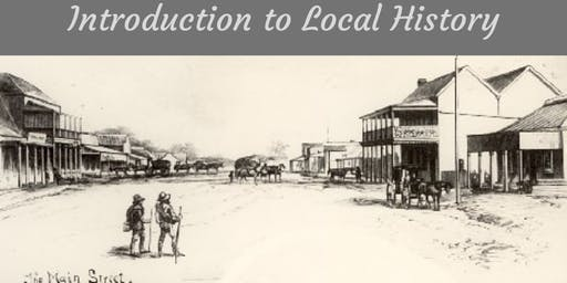 Introduction to Local History at Warren Shire Library
