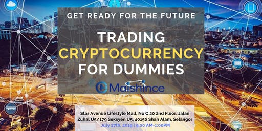 Trading in cryptocurrency for dummies