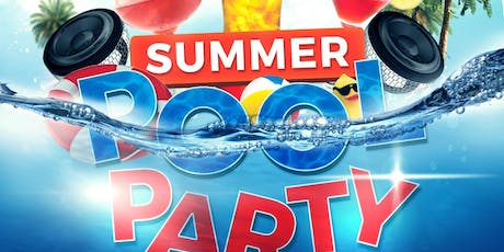Anchorr Events Summer Pool Party & Model Event tickets