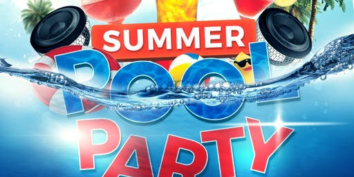Anchorr Events Summer Pool Party & Model Event