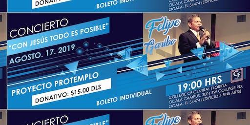 "Felipe Garibo ""En Concierto """