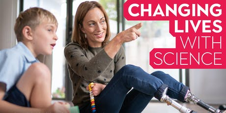 Changing Lives with Science | 2019 3 Talk Pass tickets