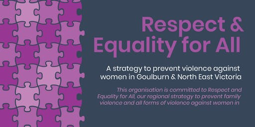 Regional Respect and Equality for All Strategy - Strengthening the Foundations: Moving from Commitment to Action