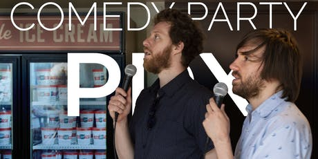 Comedy Party PDX tickets