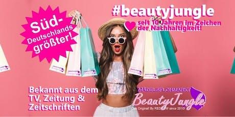 Mädchenflohmarkt Stuttgart Beauty Jungle! Das Original! Tickets